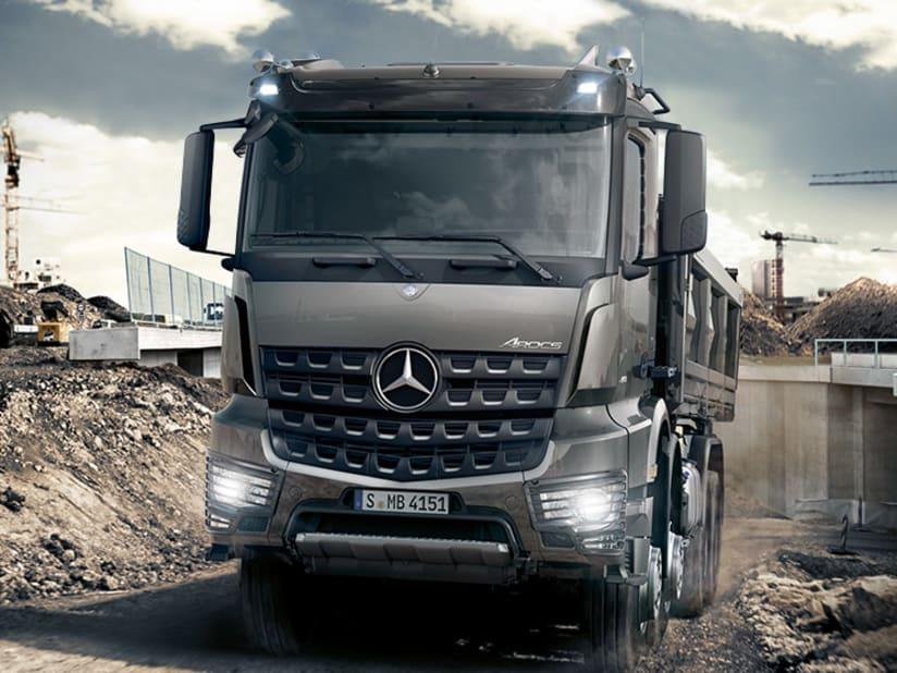 New Mercedes-Benz Arocs | Hertfordshire, Essex, Suffolk