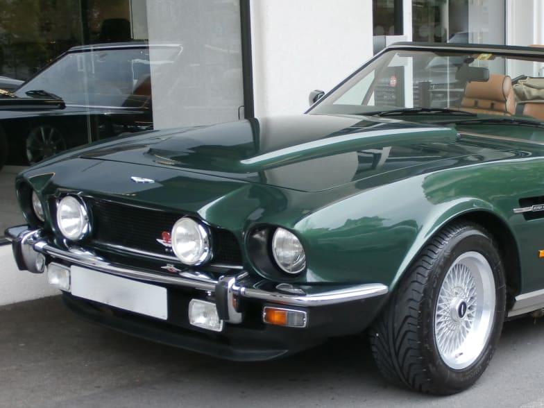 Aston Martin V8 Vantage Prince Of Wale Volante For Sale
