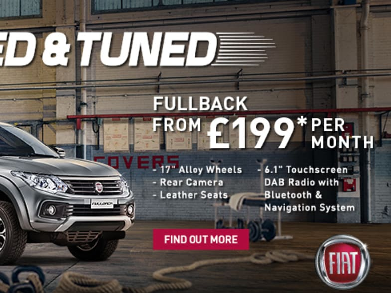 f91cc6a8a7 Fiat Fullback Double Cab Toned And Tuned Offer