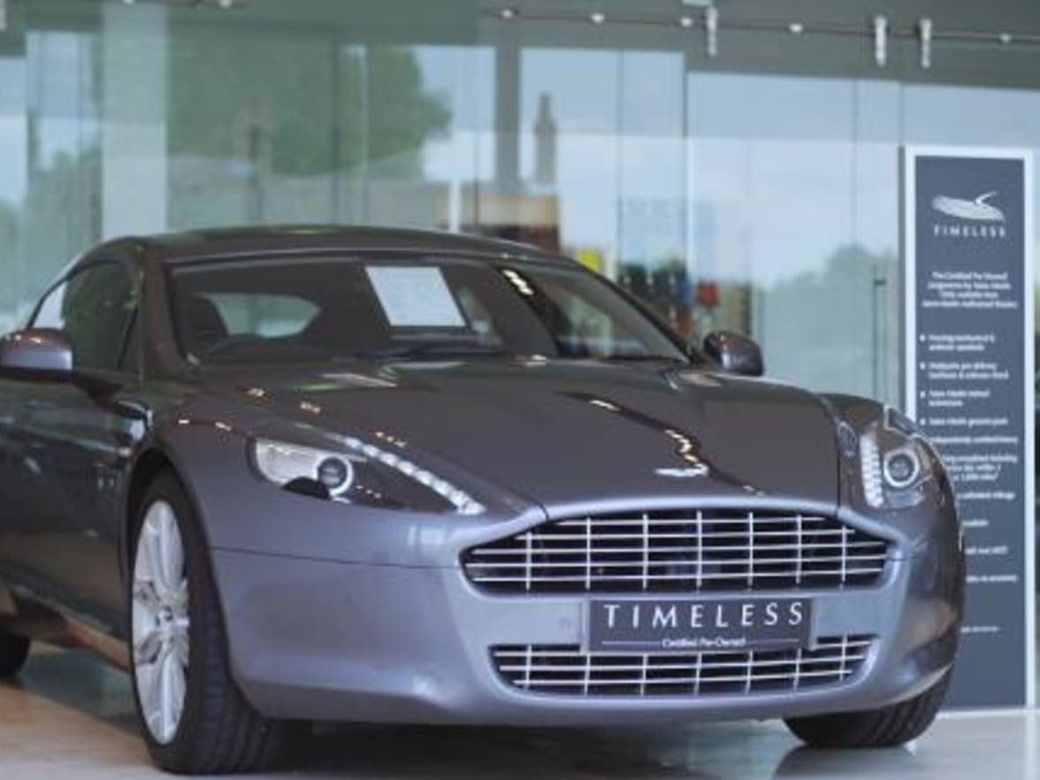 Aston Martin Launch Timeless Programme Jardine Motors - Aston martin certified pre owned