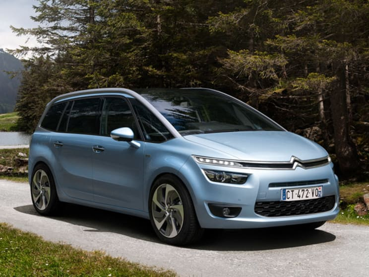 Grand C4 Picasso | Isle of Man | Ocean Citroen