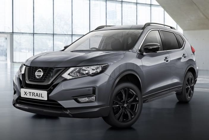 Nissan X Trail Available On 0 Apr Finance Guildford Surrey Fg Barnes Nissan