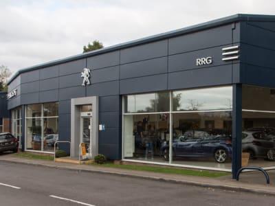 Contact Us Rrg Peugeot