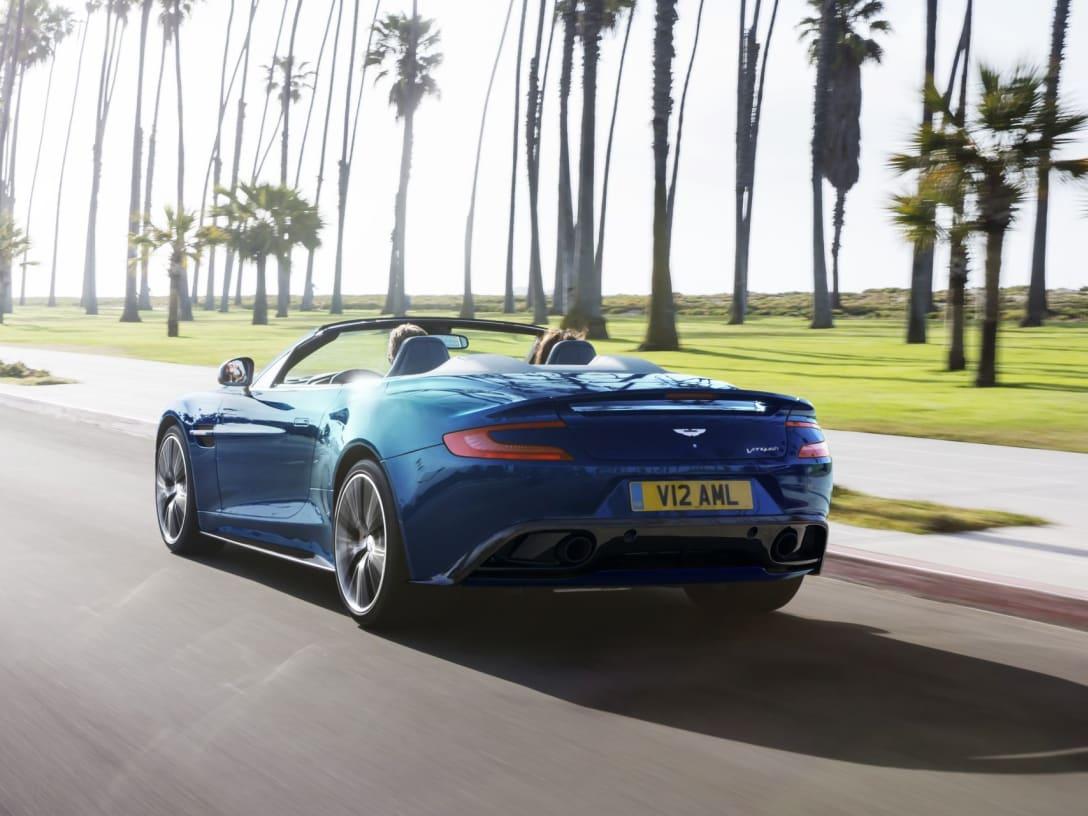 Used Aston Martin Vanquish For Sale Uk Price Cost Jardine Motors Group