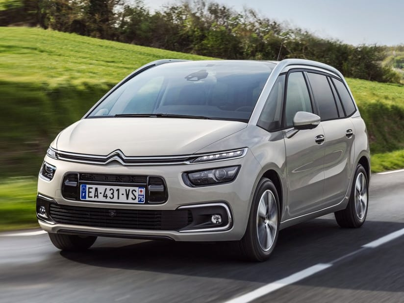 New Citroën Grand C4 SpaceTourer | Bangor & Dungannon | Donnelly Citroën