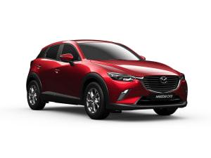 Mazda Motability   Ballya   Walter Young Limited