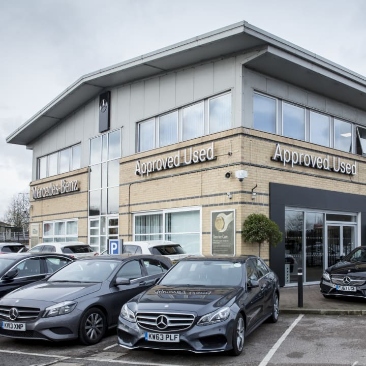 Contact Us In Waltham Cross Mercedes Benz Retail Group