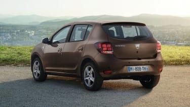 New Dacia Cars | Ayrshire, Lanarkshire, Fife | Park's Dacia