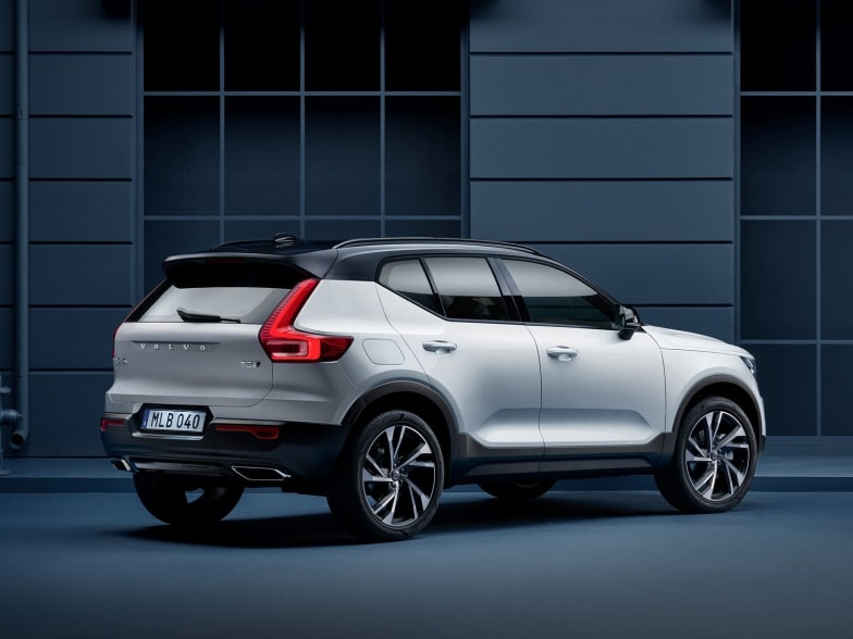 All-New Volvo XC40 | Bedford & Northampton | Bells Volvo