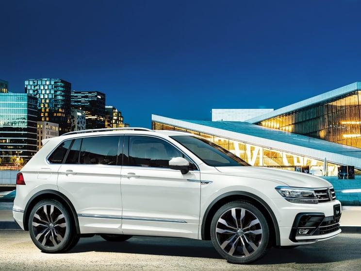 Tiguan   Lake District   Hadwins Volkswagen