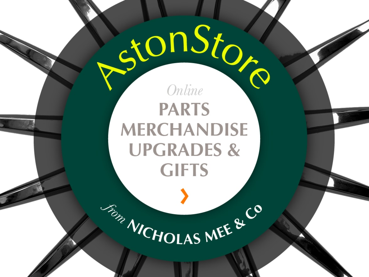 Aston Martin Parts Merchandise Nicholas Mee Co - Aston martin parts online