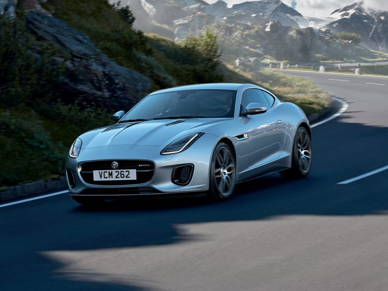 F Type Coupe >> Jaguar F Type Coupe 2 0i 300ps R Dynamic Auto 20my
