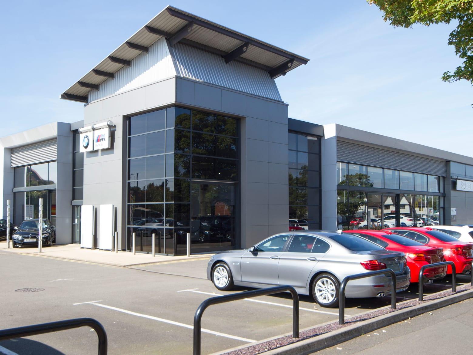 Sytner Oldbury Sytner Group Limited