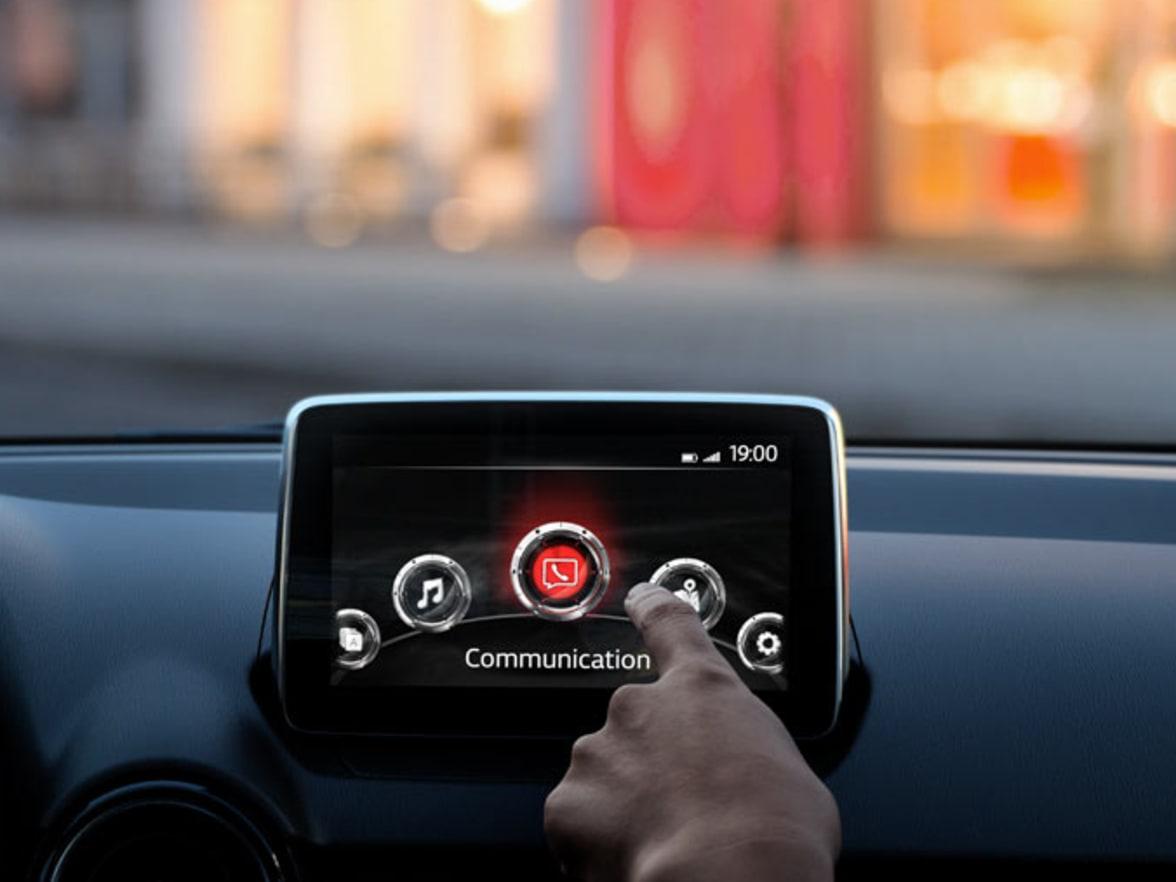 Mazda Launch Apple Carplay And Android Auto Dublin Joe Duffy Mazda