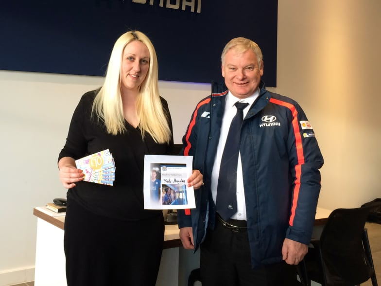 Hyundai Customer Service >> Hyundai Team Win Customer Service Awards Smiths Motor Group