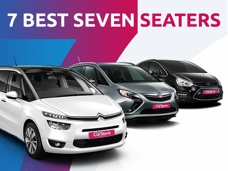 7 Best Selling 7 Seaters Carstore
