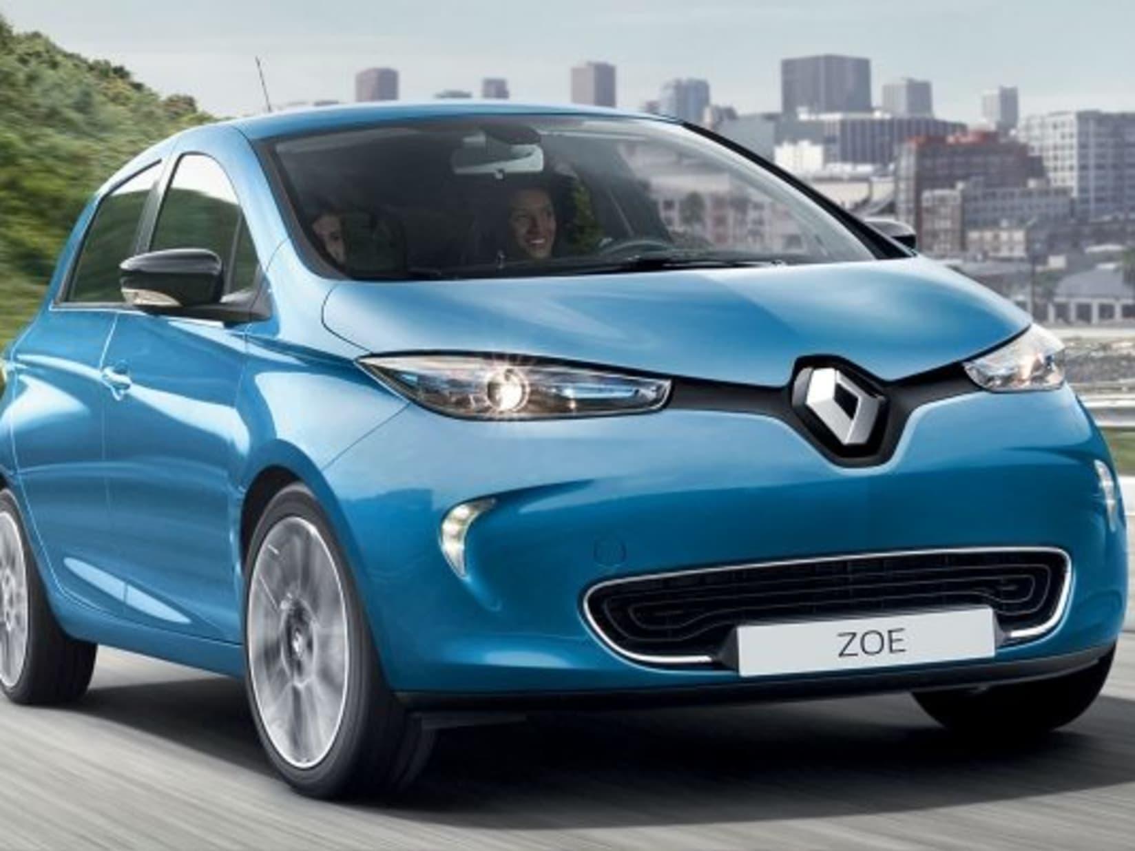 New Renault Zoe | Northern Ireland | Charles Hurst