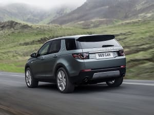 new land rover discovery sport for sale : glasgow & motherwell