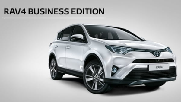 RAV4 Business Edition