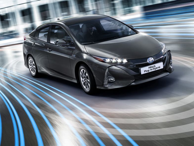Toyota Plug In Hybrid >> New Toyota Prius Plug In For Sale London New Toyota Prius