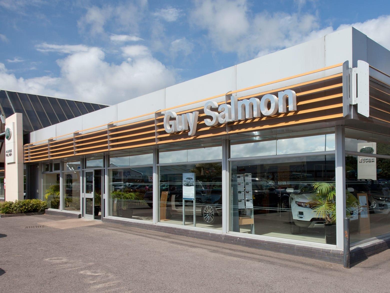 Guy Salmon Land Rover Stratford Upon Avon Sytner Group Limited