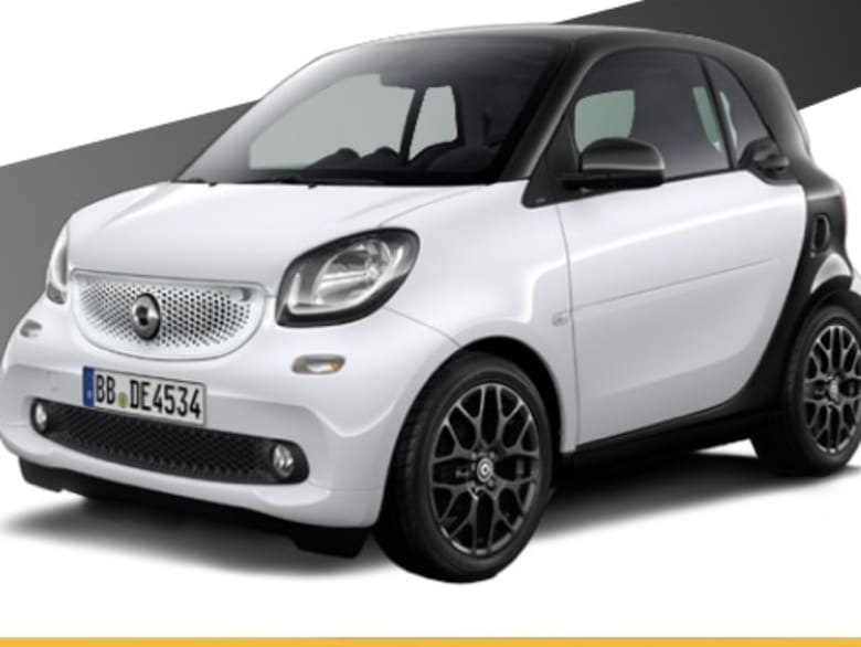 Mercedes Smart Car >> Smart Fortwo Urbanshadow 71 Hp 52kw Coupe