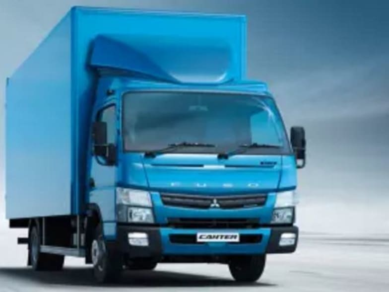 FUSO Canter | Marshall Mercedes-Benz Commercials