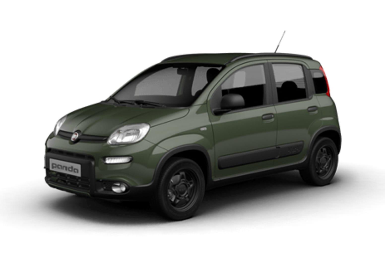 Fiat Panda 0.9 Wild 4x4
