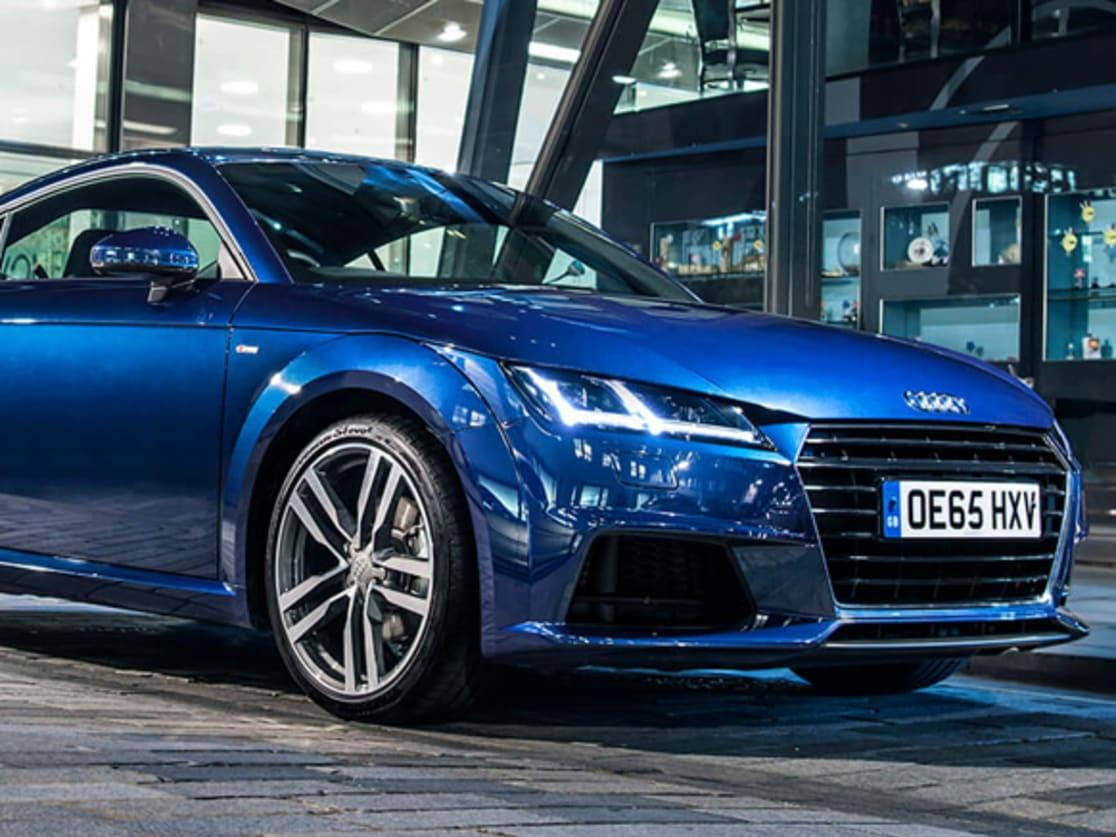 All New Audi TT Audi Aberdeen And Dundee John Clark - New audi tt