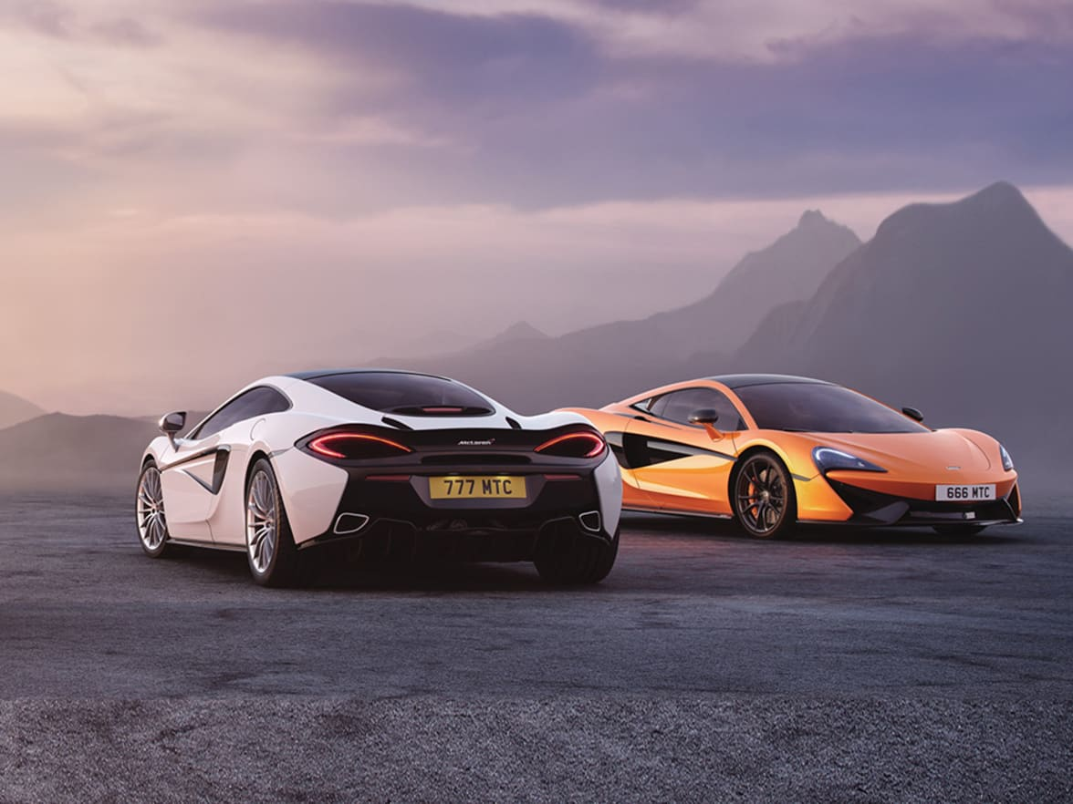 Thinking Of Selling Your Mclaren Come To The Experts Jardine