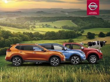 New Nissan Cars | Frizington | J Edgar & Son Nissan
