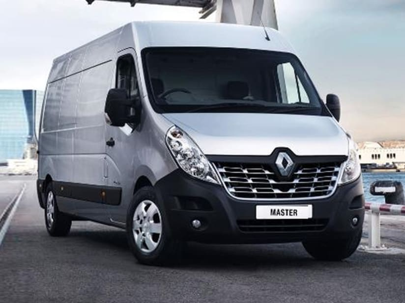 94bfce6e56 YOUR COMFORTABLE WORKSPACE. Renault Master Workspace