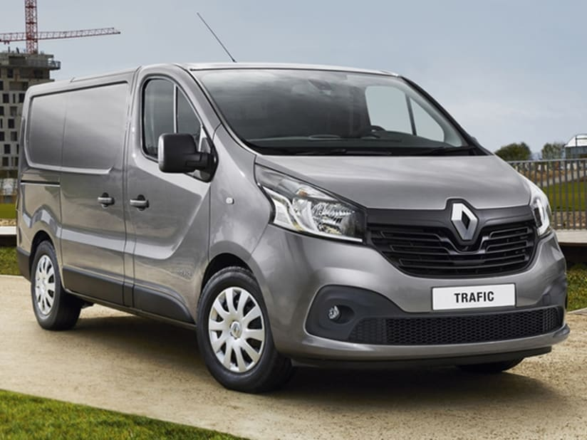 caa6fad49c New Renault Trafic Available now at Smiths Renault