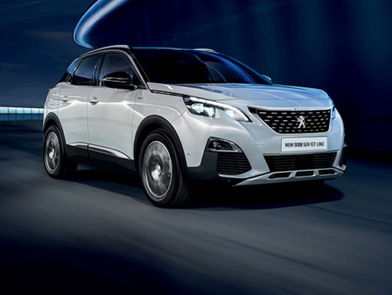 Aberdeen New Peugeot 3008 Gt Line Specialist Cars