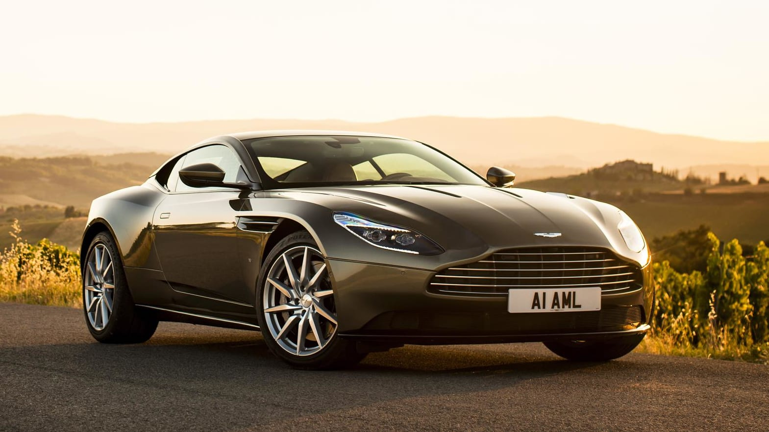 Aston Martin Db11 Wins Design Of The Year Award