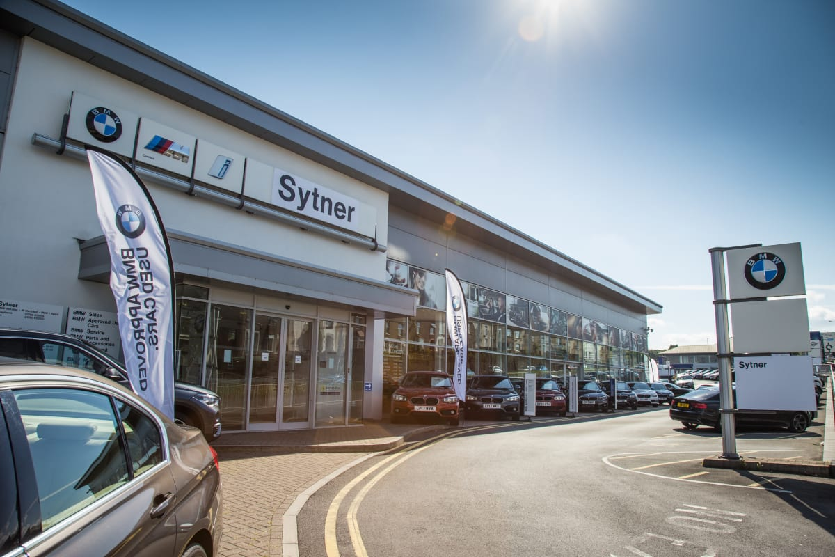 Sytner Swansea Bmw Sytner Group Limited