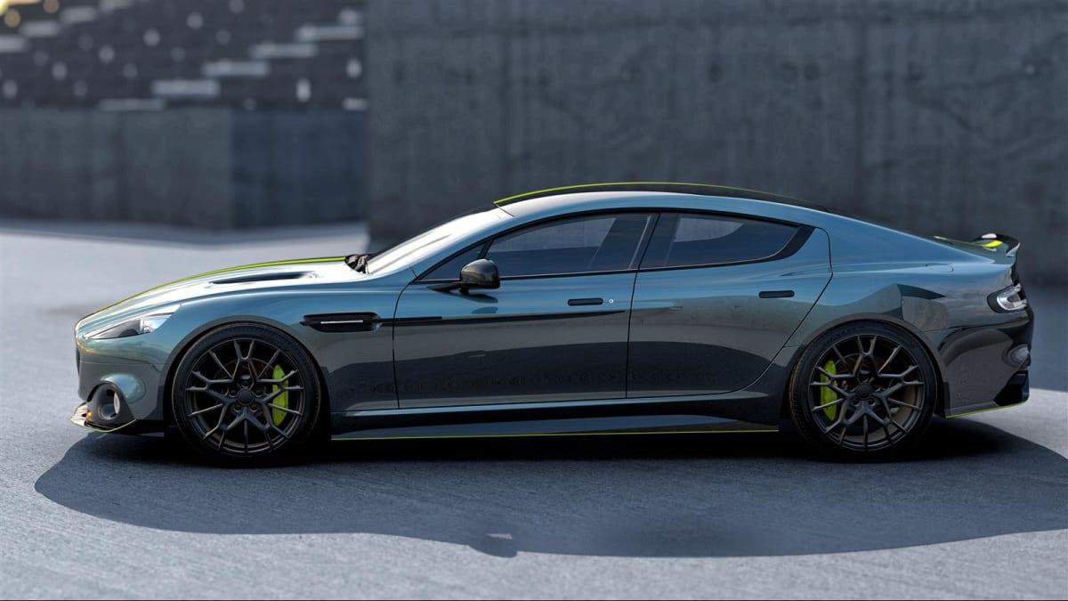 New Aston Martin Rapide Amr For Sale Jardine Motors
