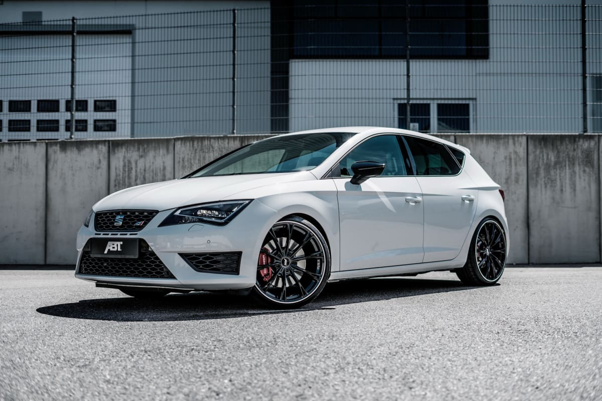 give your seat leon cupra 370hp with abt upgrade blog. Black Bedroom Furniture Sets. Home Design Ideas