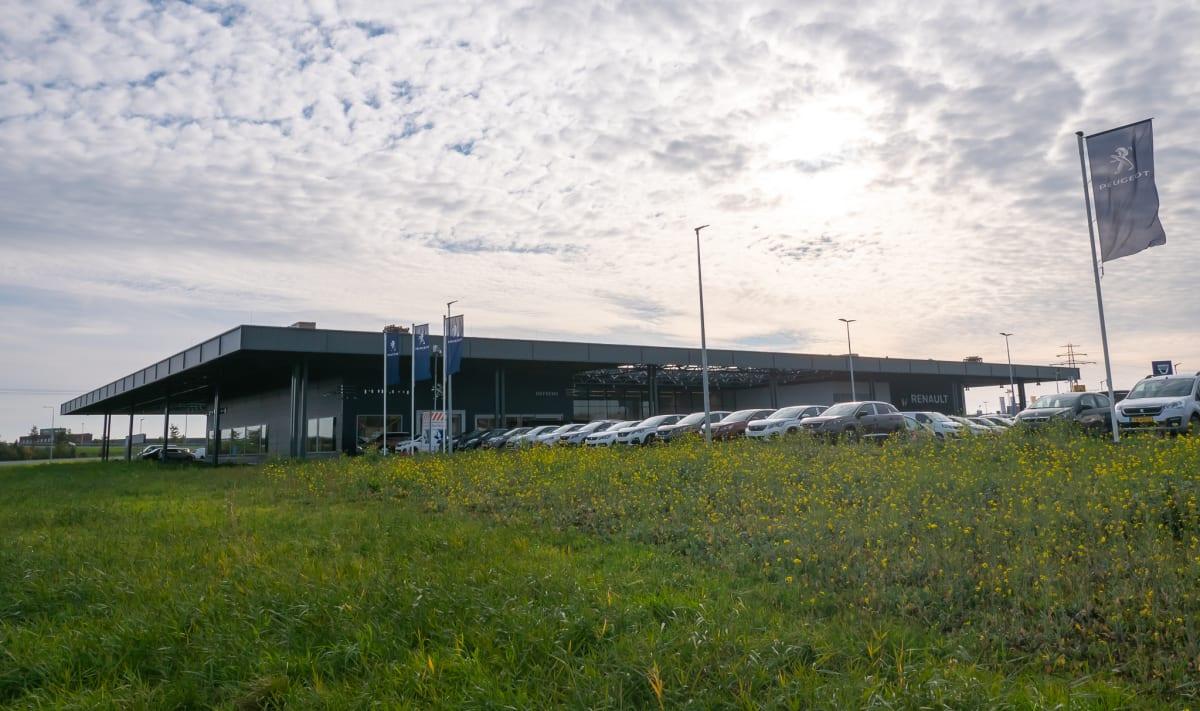 Renault Garage Groningen : Nefkens peugeot groningen peugeot dealer en garage