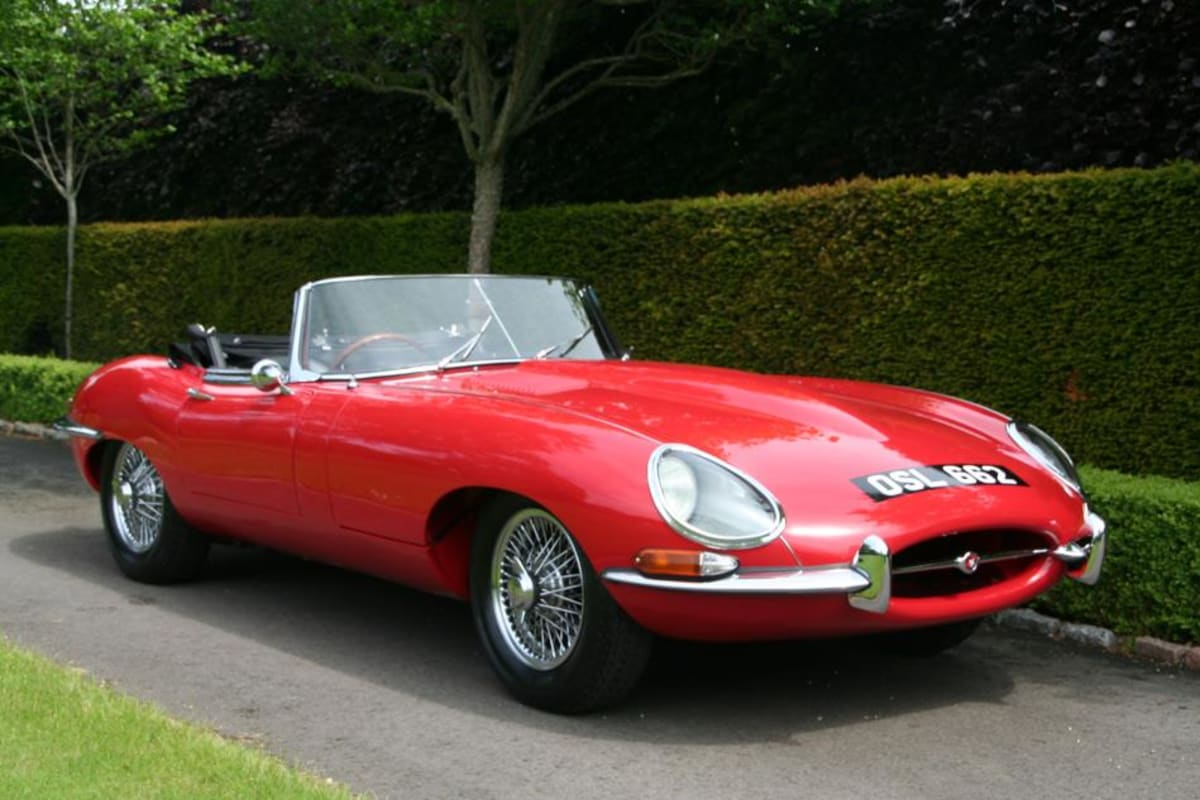 The One That Almost Got Away U2013 Scotlandu0027s Missing Jaguar E Type | Taggarts
