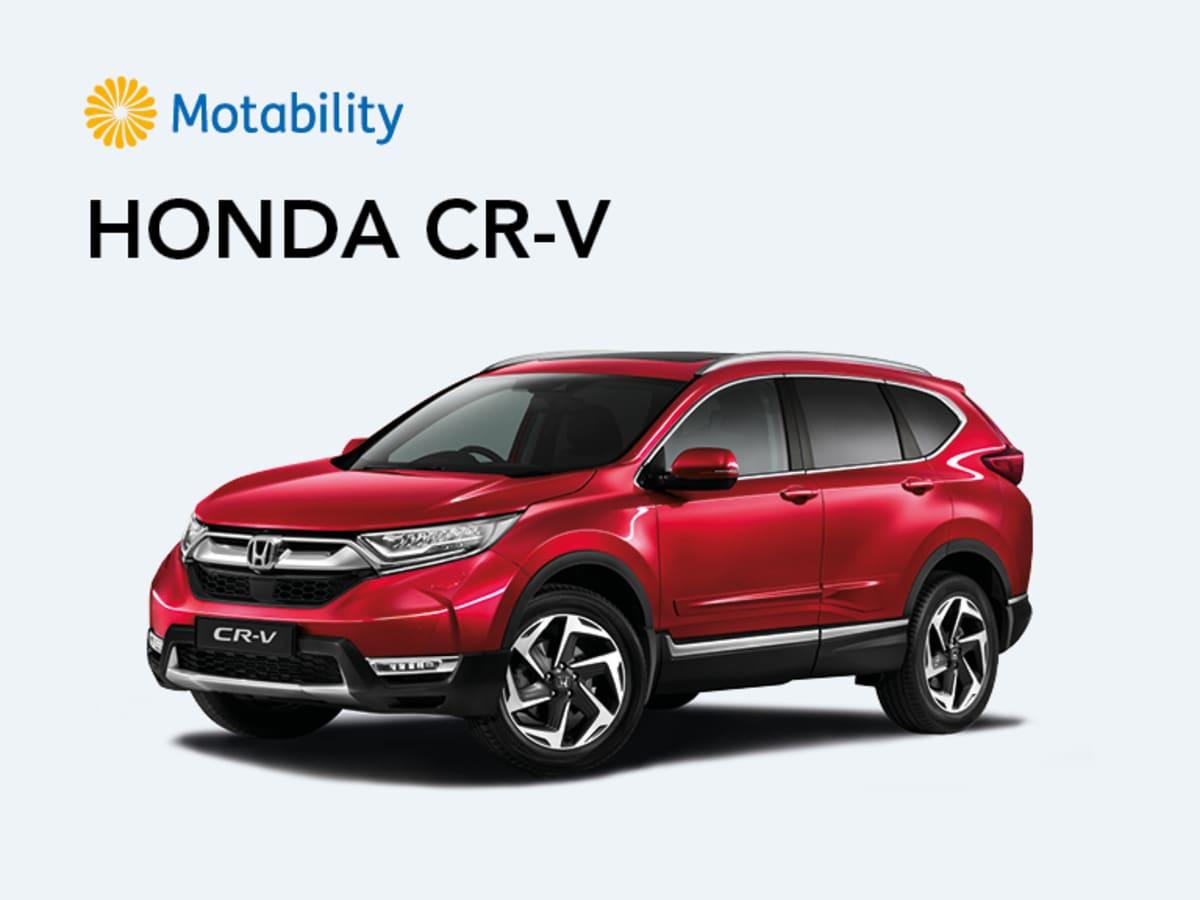 Honda Cr V Motability X Px