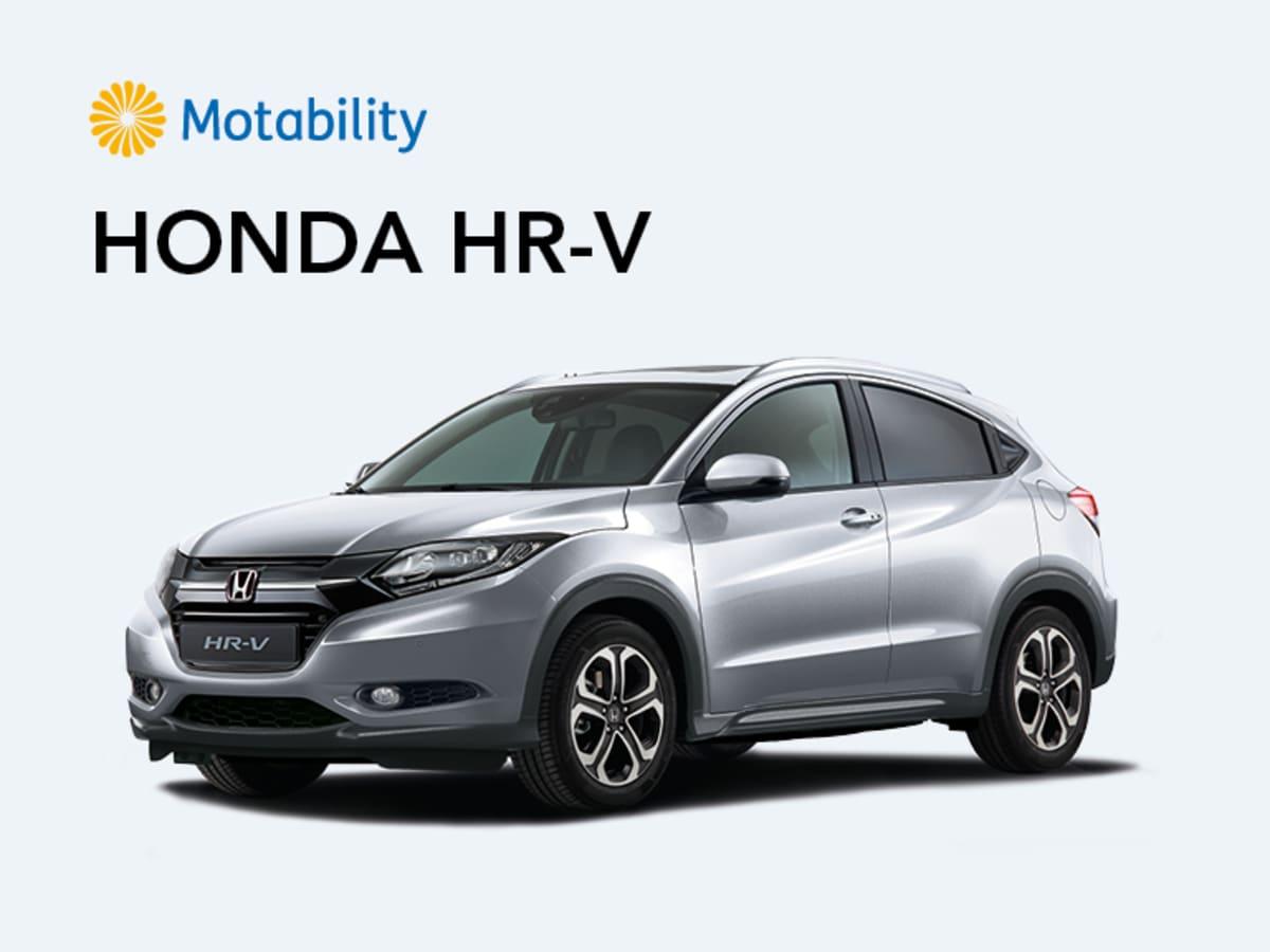 Used Honda Hrv >> Honda HR-V Motability Offer | Vantage Motability