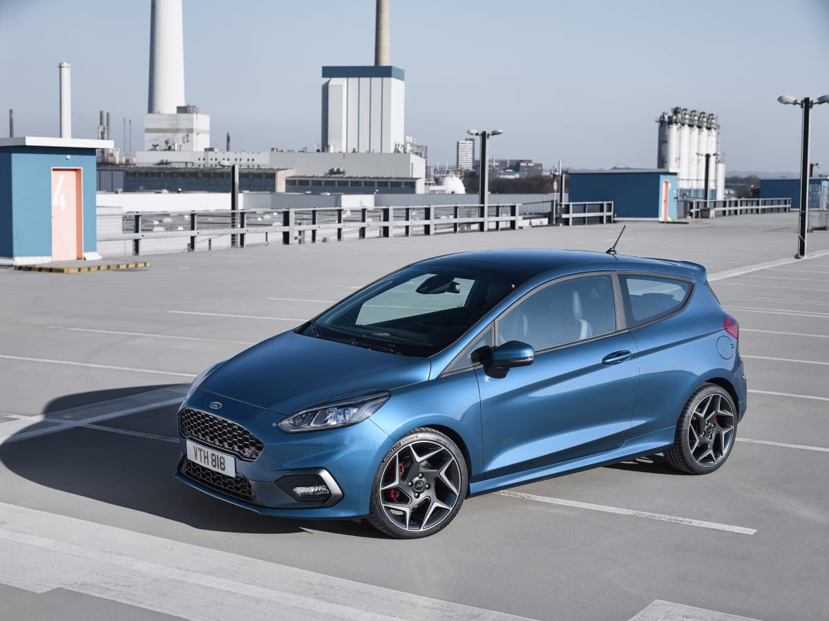 be the first to buy a new ford fiesta st hartwell. Black Bedroom Furniture Sets. Home Design Ideas
