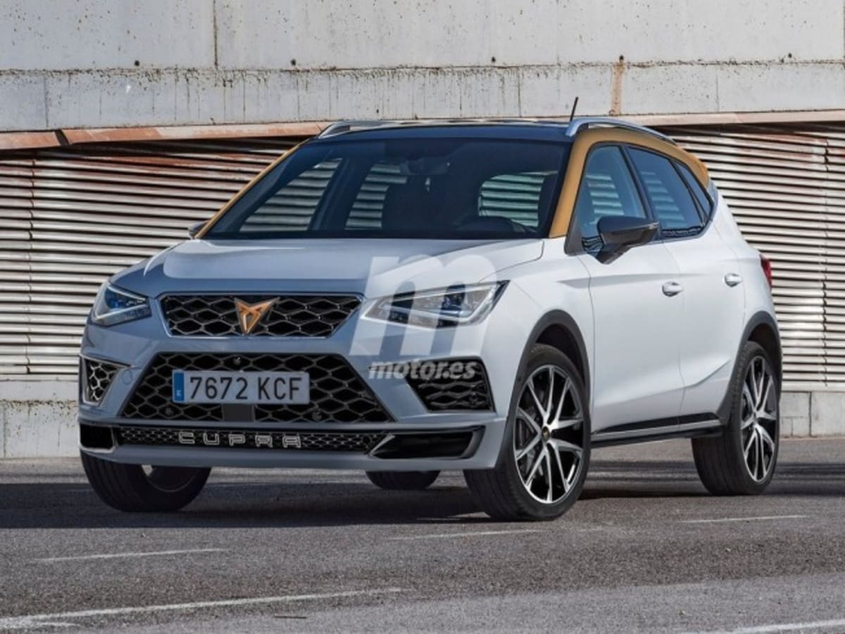 seat arona will be the next cupra suv