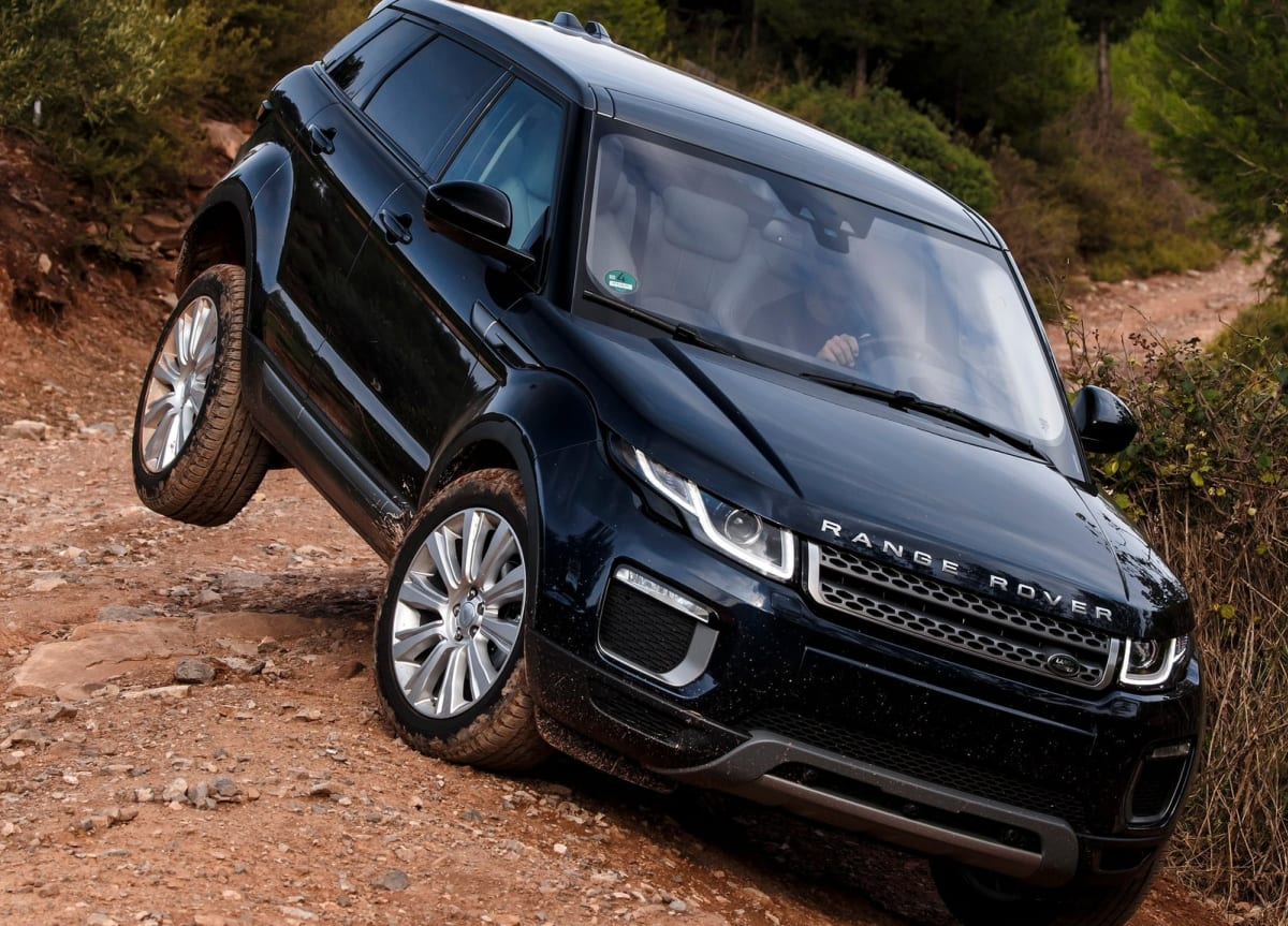 features of the range rover evoque. Black Bedroom Furniture Sets. Home Design Ideas