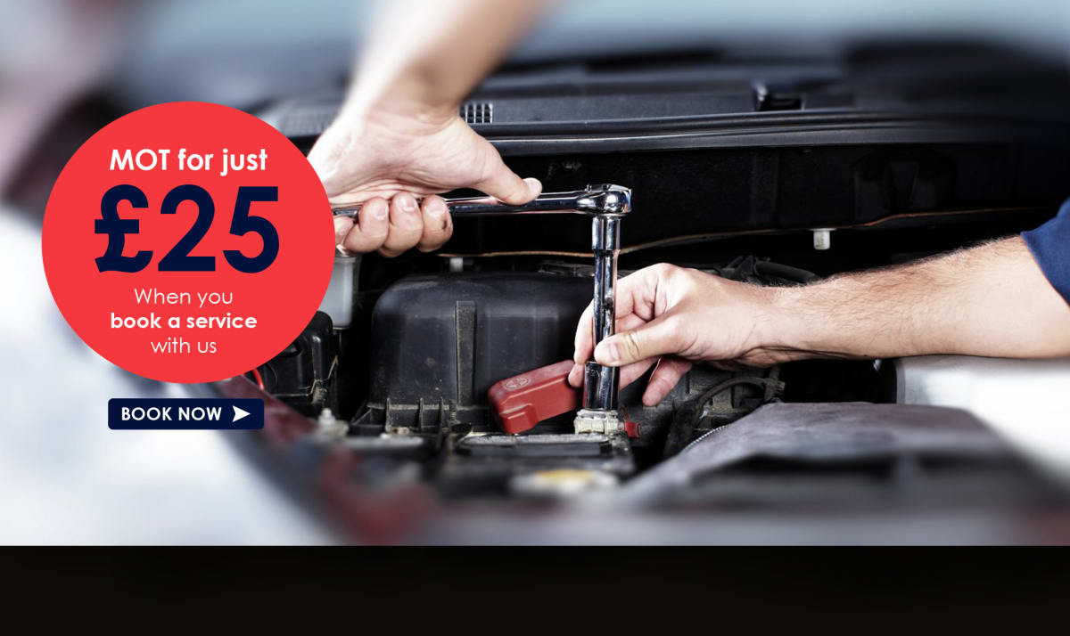Book Service Mot Parts And Repair Wessex Nissan