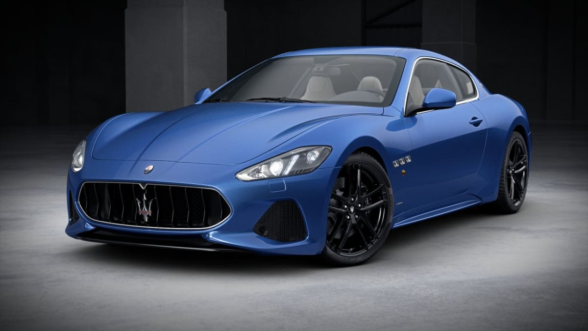 the my18 maserati granturismo is here. Black Bedroom Furniture Sets. Home Design Ideas