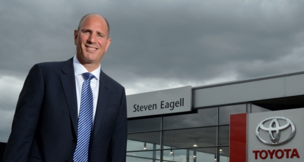 Toyota Of Colchester >> Toyota and Lexus acquistions   Steven Eagell Toyota