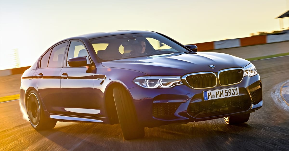 what you need to know about the new bmw m5 dick lovett bmw. Black Bedroom Furniture Sets. Home Design Ideas
