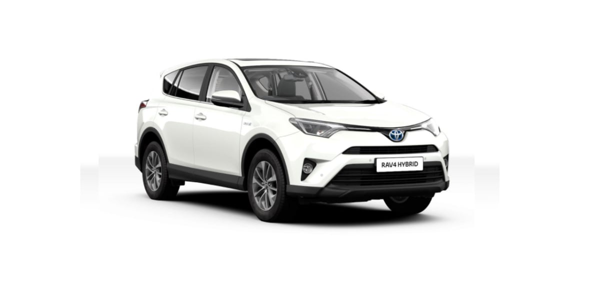 Toyota Financial Payment >> Toyota RAV4 Motability Offers   Greater Manchester, Lancashire & West Yorkshire   RRG Group ...